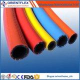Mangueira de ar colorida do PVC da luta contra a erosão