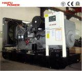 8kVA~2000kVAイギリスのパーキンズの無声ディーゼル発電機(HF80P2)