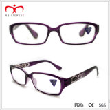 Diamond Decoration와 Laser (WRP507283)를 가진 숙녀 Plastic Reading Glasses