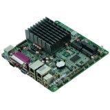 Sleep 2 LAN Fanless Mini van de Baai van Intel J1800 Motherboard Itx met 6 USB gelijkstroom de Levering Com/8 van de Macht