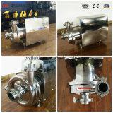 Pompe centrifuge sanitaire en acier de catégorie comestible de Stainlesss