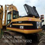 Caterpillar utilisé (325B/25TON) reconstruisant la machine hydraulique d'excavatrice d'exploitation de chat de chenille