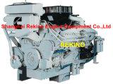De Dieselmotor Marine van Cummins kta38-M2 voor Vessel (1200-1350HP)