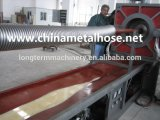Manguera del metal flexible del acero inoxidable que hace la máquina
