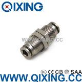 Ajustage de précision en laiton d'air de joint de pipe en métal de garnitures pneumatiques de connecteurs