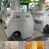 No ultramar instalação da máquina da fábrica de moagem do trigo