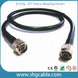 50 ohms Kabel van LMR240 van de Coaxiale met de Schakelaars van N