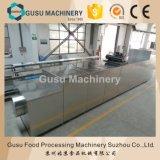 Фасоль шоколада роликов легкой закускы 2 ISO9001 Gusu делая машину (QCJ400)