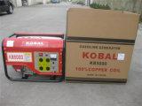 Kobal Panel 3.5kVA Honda Engine Gasoline Generator Set Lf5000-a