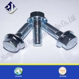Feito no parafuso Hex de aço da flange M8 de China