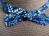 Sombreros de papel del safari del estilo de la playa 10%Polyester del 90%