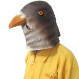 Halloween Costumes Party Cosplay Pigeon Mask