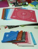 연안 무역선 크로셰 뜨개질 받침용 냅킨 부엌 상품 실리콘 회전 커트 매트