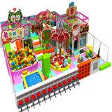 Speelplaats van de Kinderen van de Reeks van het suikergoed de Zachte Binnen