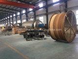 Le fil d'acier a tressé le boyau hydraulique couvert par caoutchouc renforcé (SAE100 R2at-38)/boyau en caoutchouc