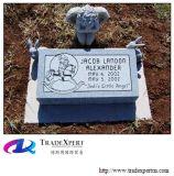 Grafsteen van de Baby van het graniet, de Herdenkings