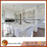 Countertop кухни камня кварца горячего сбывания белый