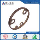 La aleación de aluminio de la rueda de la polea a presión la fundición