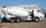 Caminhão do misturador concreto de Shacman Dlong F2000 6X4