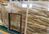Marmo dorato della lastra del marmo dell'oro di Champagne