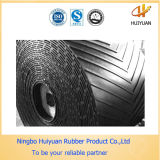 Chevron Rubber Transportation Belts für Wood Pellet Production