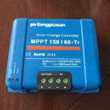 Reguladores 60A 12V/24V/36V/48V del cargador de la batería MPPT de Li del panel solar de Fangpusun 150VDC