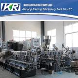 El HDPE recicla la cadena de producción de granulación plástica