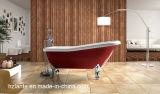 Ванна цены по прейскуранту завода-изготовителя акриловая классицистическая с ногой лапки алюминиевого сплава (LT-10T)