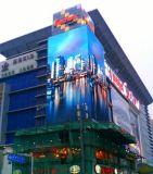 P6 옥외 SMD IP65 광고 LED 스크린 게시판 전시