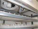Incubadora automática do choque de Hhd para 528 ovos de codorniz (YZITE-8)