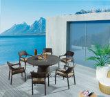 2016 cadeiras de jardim quentes da venda e mobília ao ar livre das tabelas que janta o jogo para seis povos (YTA581&YTD121)