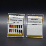 documento dell'apparecchiatura per depistage della striscia 0-14 /Rapid di pH/urina Strip/pH Test/pH