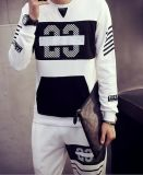 Man Fashion Sweater Track Suit em Sport Wear Clothing