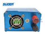 Suoer inversor de la energía 300W de alta frecuencia Power Inverter DC 12V a AC 220V inversor solar con CE y RoHS (FPC-300A)