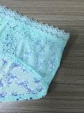 أسلوب جديدة بالجملة خاصّ بالأزهار يطبع مريحة ملبس داخليّ موجز