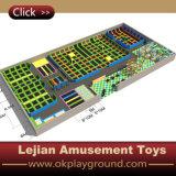 Trampolín juguetón de los juegos de la buena calidad estupenda de los estándares para los adultos (B1503-7)