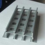 Perfil de aluminio sacado para el aluminio industrial