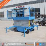 Levage automatique hydraulique de ciseaux de plate-forme de bonne qualité