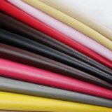 Het Synthetische Leer van Microfiber voor de Handtassen van de Schoen van Pu (HST002)