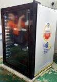 охладитель коммерчески холодильника миниого охладителя штанги 80L встречный верхний миниый