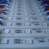 3 LEIDENE van de Injectie van LEDs SMD5050 gelijkstroom 12V het Waterdichte Licht van de Module