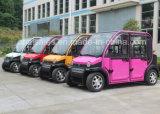 Mini E-Coche usado familia eléctrica del coche de Mobolity del coche mini