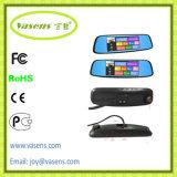 """8 """" камеры приборной панели кулачка черточки автомобиля индикации стоянкы автомобилей экрана касания навигация WiFi объектива DVR GPS Android двойная"""