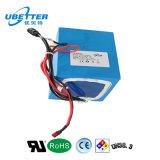 Eバイク電池24V12ah LiFePO4電池のための力電池