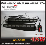 DIGITAL Controlとの警察のFire Emergency LED VisorのデッキDash Lightbar