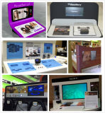Unabhängiger Pop /POS 7 Inch LCD Monitor USB Media Player für Advertizing