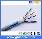 Кабель меди UTP Cat6e кабеля сети Cable/LAN твердый чуть-чуть