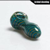 Tubulações de fumo coloridas