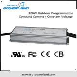 excitador atual 320W/constante constante programável ao ar livre do diodo emissor de luz da tensão