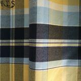 Tela teñida hilado 100% del popelín de algodón Rlsc40-6